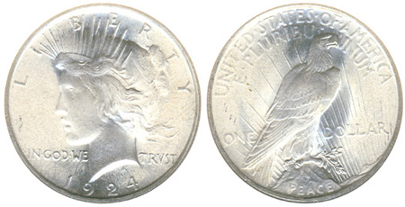 anthony de francisci designed the peace dollar winning a competition among several notable artists of the era the design used when the first coins were